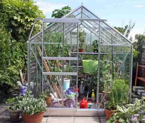 les bonnes raisons d 39 acheter une serre pour son jardin. Black Bedroom Furniture Sets. Home Design Ideas