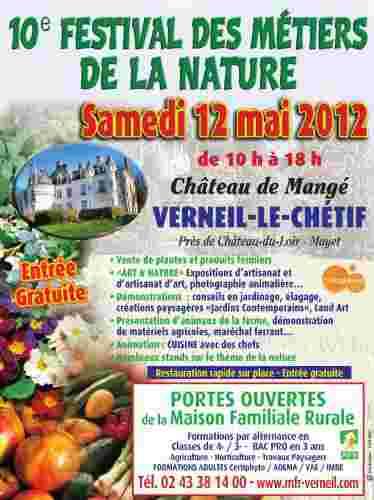 Festival des metiers de la nature
