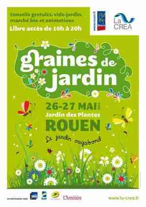 Graines de Jardin Rouen