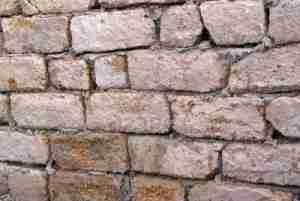cloture de jardin mur de pierre