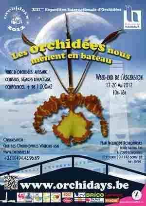 Les orchidays 2012
