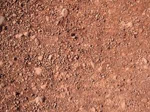 sol sableux