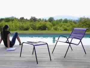monceau tables et chaises fermob
