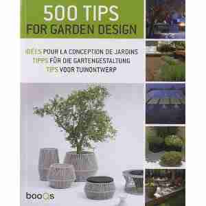 livre 500 idees design jardin