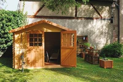 Abri de jardin Calgari de Jardipolys