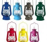 Lampe tempete pour l'extérieur - 7 couleurs au choix