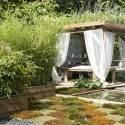 Terrasse, Jardins, jardin