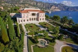 A la découverte des jardins de la Villa Ephrussi de Rothschild