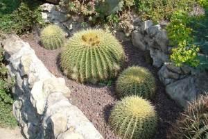 Jardin espagnol de la villa eprhussi de Rotschild