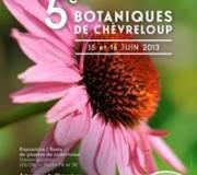 Les 5emes botaniques de chevreloup