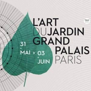 evenement l'art du jardin au grand palais du 31 mai au 3 juin