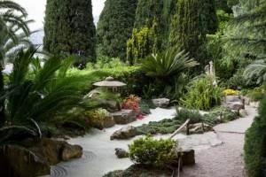 jardin japonais de la Villa Ephrussi de Rothschild