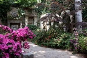 jardin lapidaire de la Villa Ephrussi de Rothschild