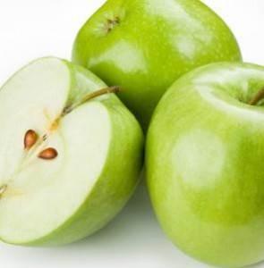 jolies pommes vertes- astuces pour tailler son pommier