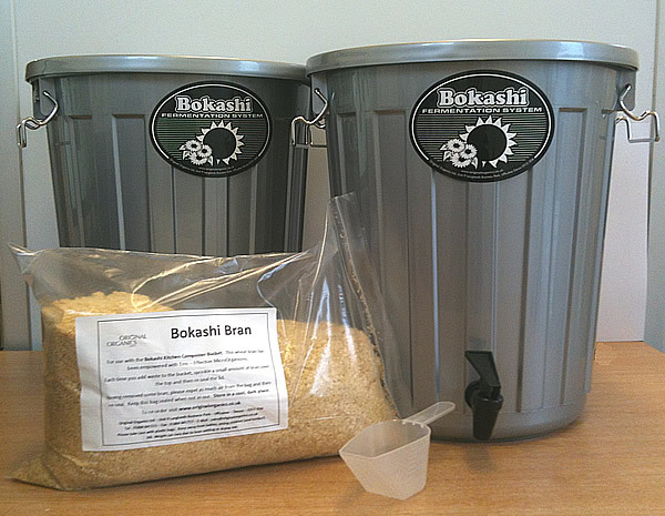 composteur bokashi
