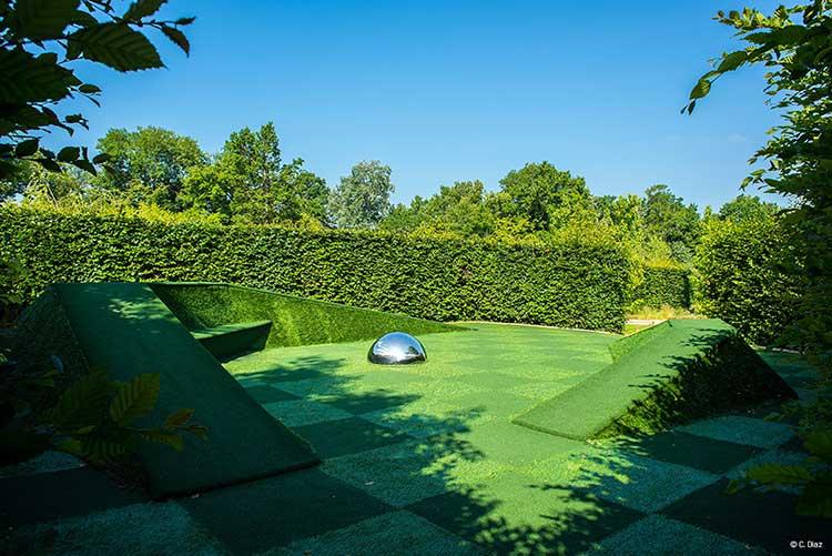 D couvrez le festival international des jardins de - Jardins chaumont sur loire ...